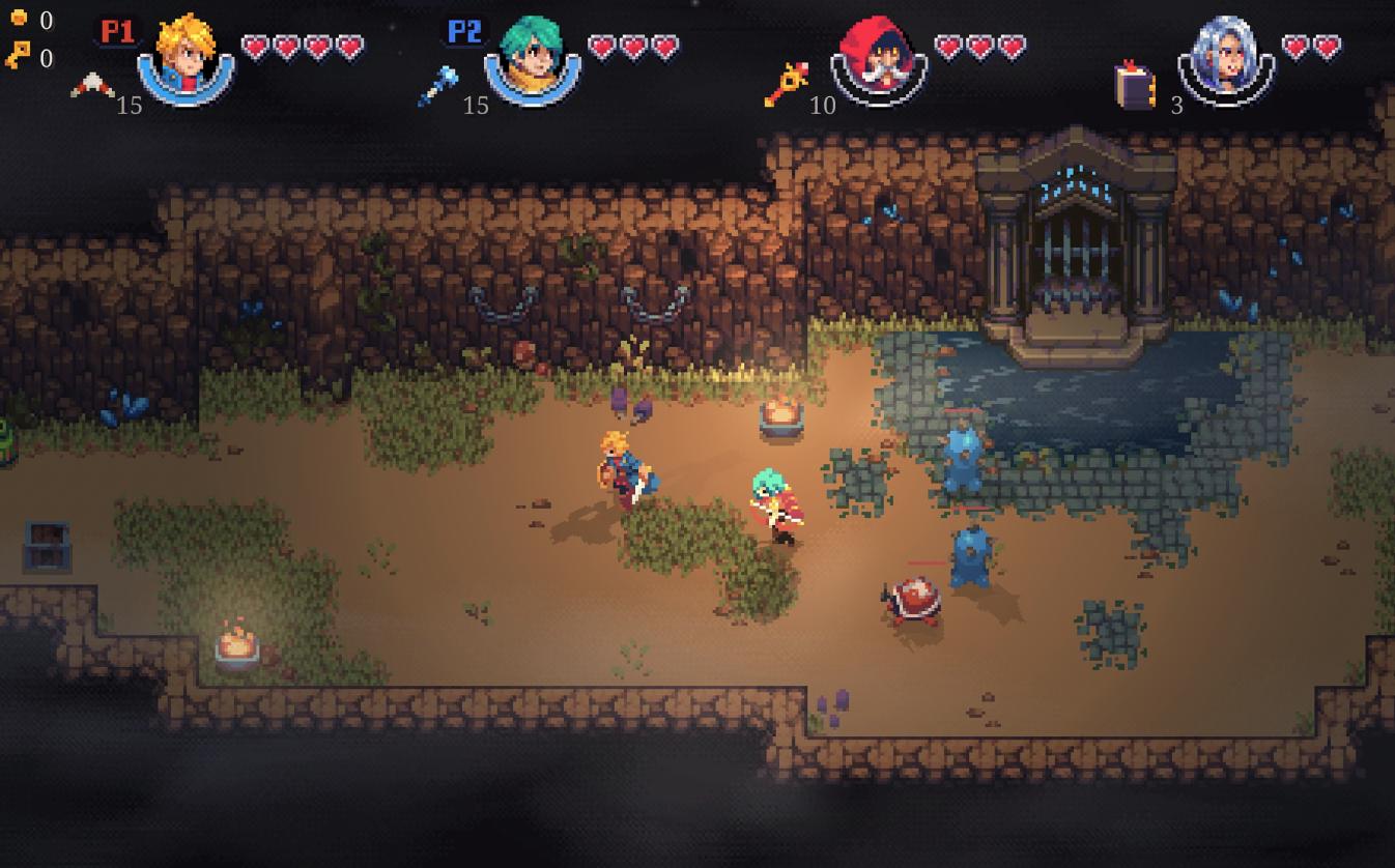Oceanhorn: Chronos Dungeon Arrives on Apple Arcade Soon