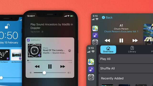 Music Player Doppler Updated With Siri Commands, CarPlay and More