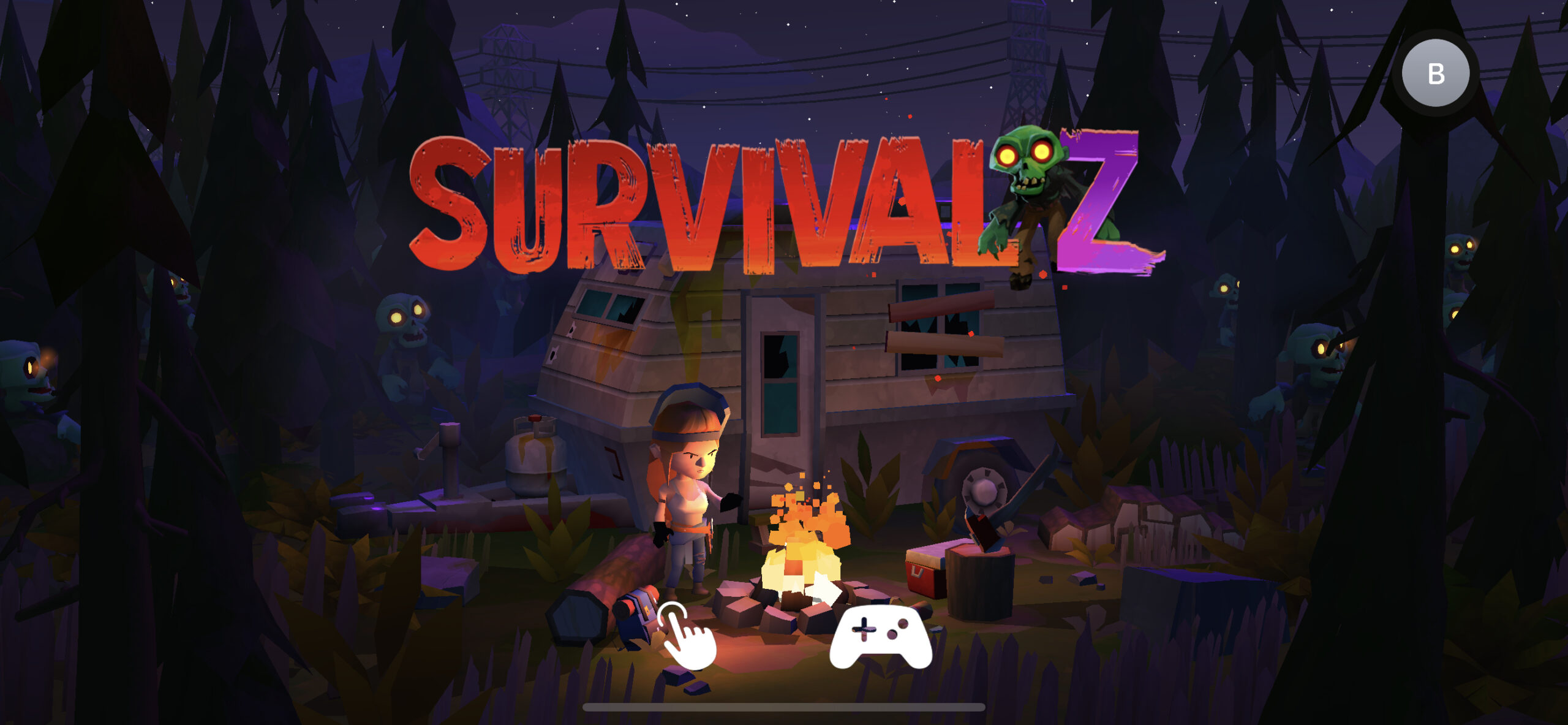 photo of Blast Your Way Through Zombies in Apple Arcade's Survival Z image