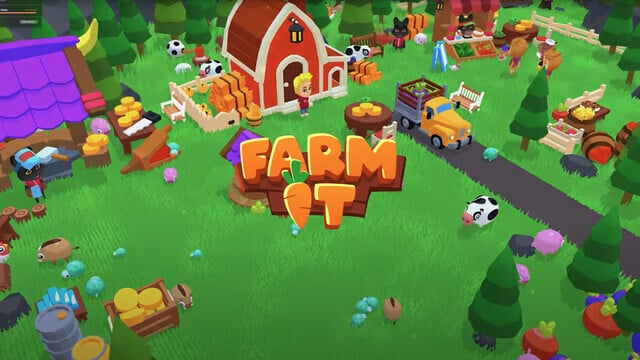 Farm It! is a Cute and Fun New Addition to Apple Arcade