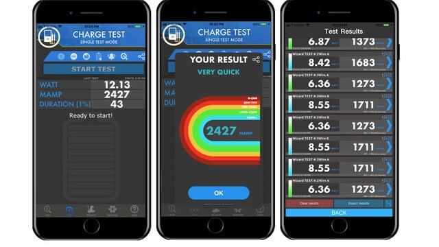 Amperes, the Industry-Leading Battery Info App, Gets a Comparison Feature in its Latest Update