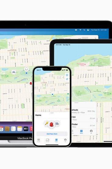 Apple Announces New Find My Network for Third-Party Products