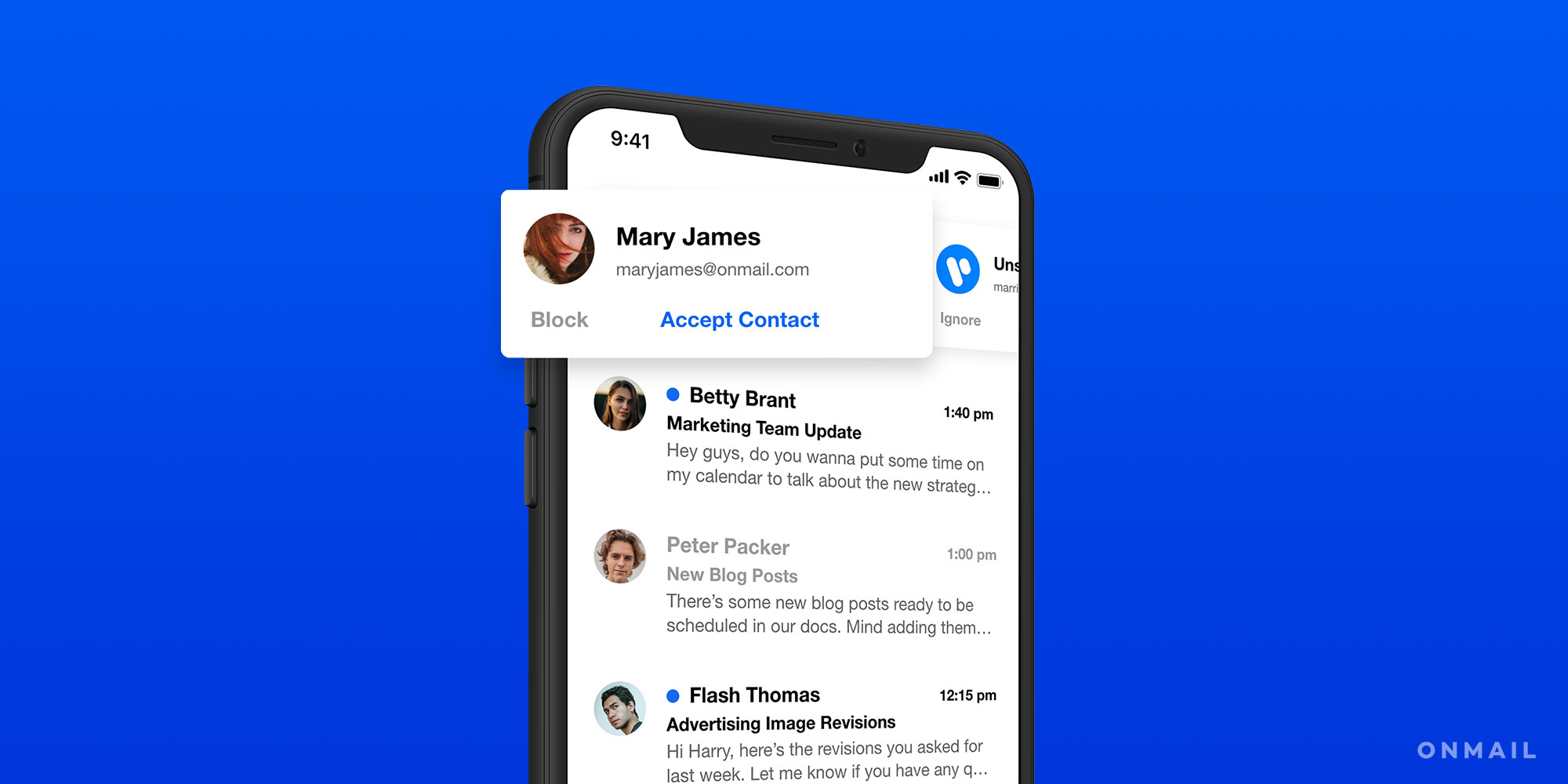 Edison's OnMail arrives to help you modernize your messaging with unique features