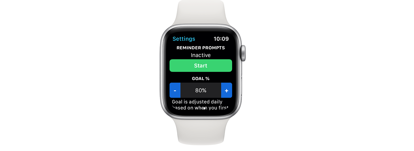 Ian's Awesome Counter is an Apple Watch app to help you focus