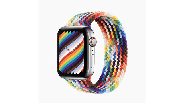 watchOS 7.5 Arrives With Apple Card Family Support, New Pride Watch Face