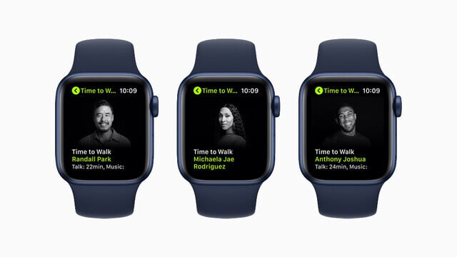 New Time to Walk Episodes Arriving on Apple Fitness+ Starting Next Week