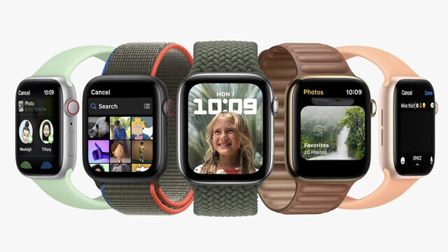 watchOS 8 Announced With New Portraits Watch Face and More