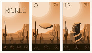 Rickle is a Stacking Game that Supports Charitable Causes