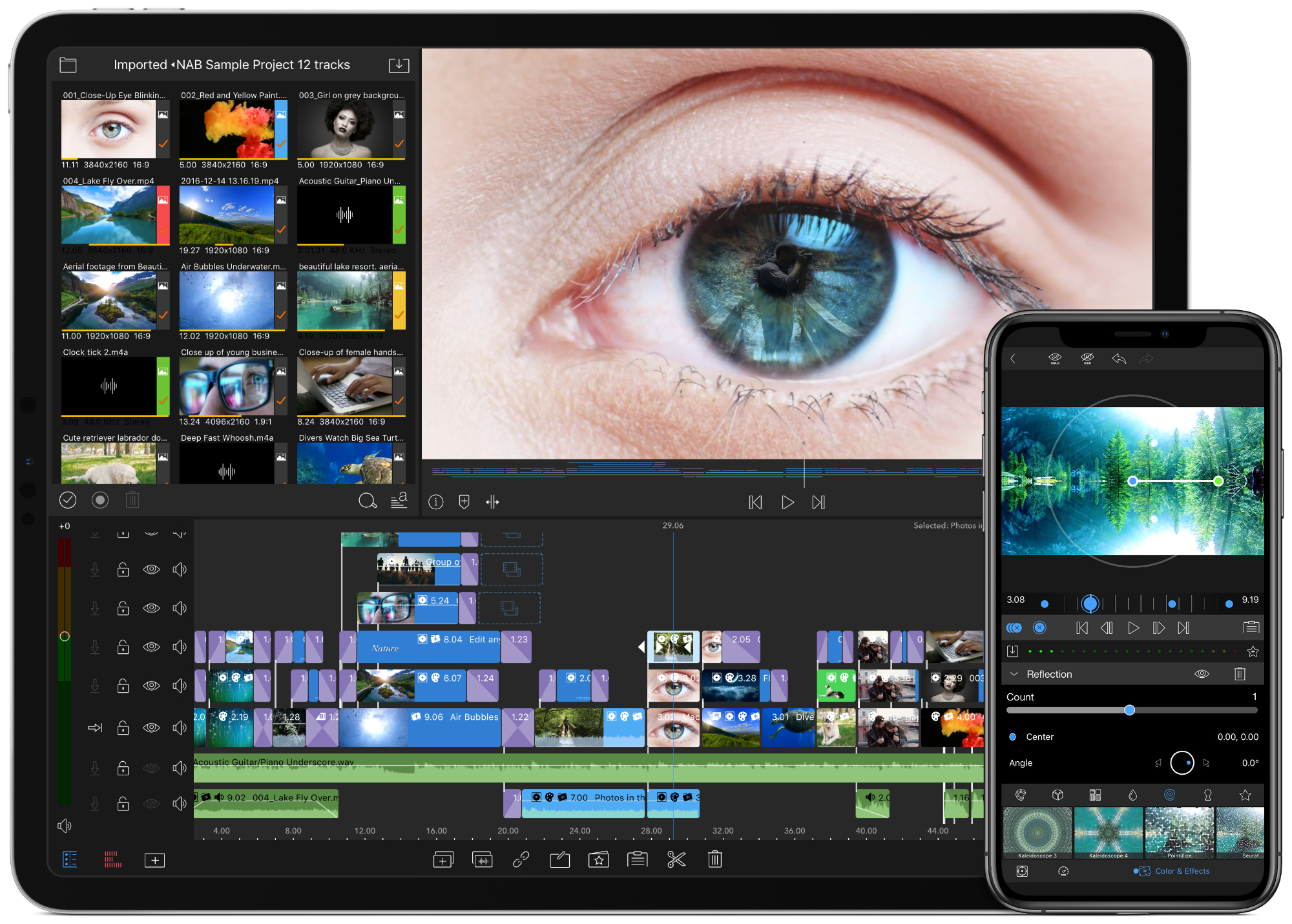 photo of Powerful iPad Video Editor LumaFusion Adds New Features in Update image