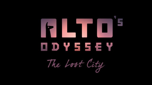 Alto's Odyssey: The Lost City, Angry Birds Reloaded, Doodle God Universe Land on Apple Arcade
