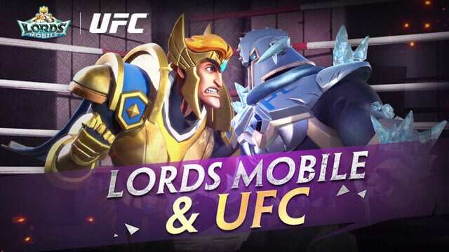 Lords Mobile Is Having a Summer of Sport with UFC Collaboration and Lords Games Event