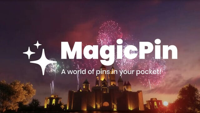 MagicPin Lets You Digitize, Organize, and Trade your Disney Collectible Pins