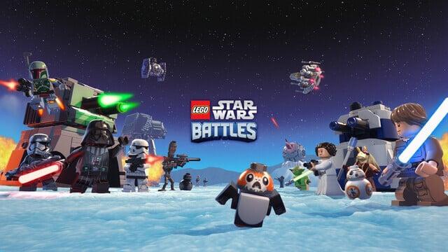 LEGO Star Wars Battles Makes its Way to Apple Arcade