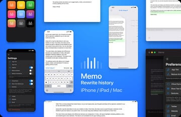 Memo is a History-Based Notes App