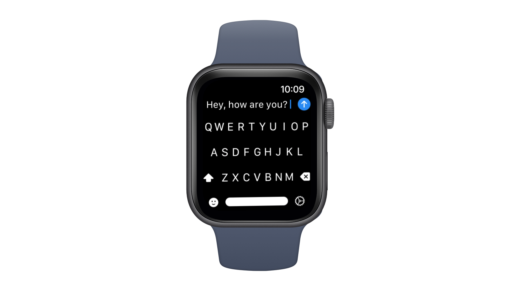 Shift Keyboard for Apple Watch Adds New Features -