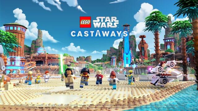 LEGO Star Wars: Castaways Will Land on Apple Arcade Nov. 19