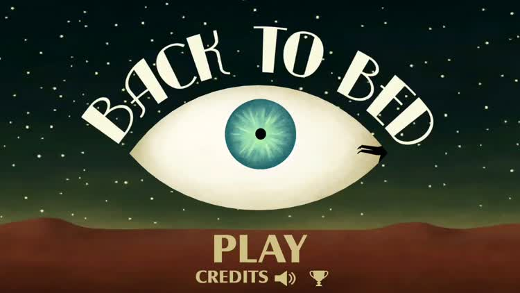 Help Bob safely get Back to Bed in this new Escheresque puzzle game