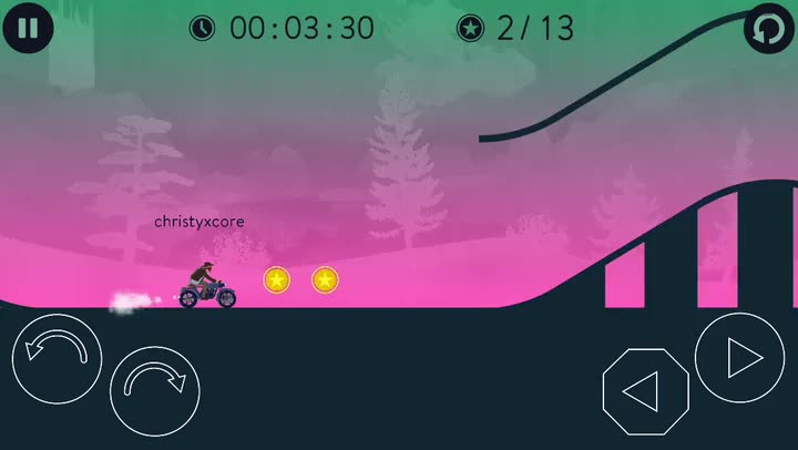 Now you can feel like Evel Knievel with Badass Trial Race on iOS