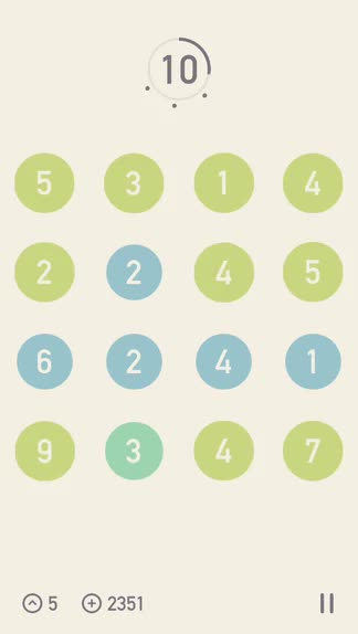You'll need to think fast and add up digits in GREG - A Mathematical Puzzle Game