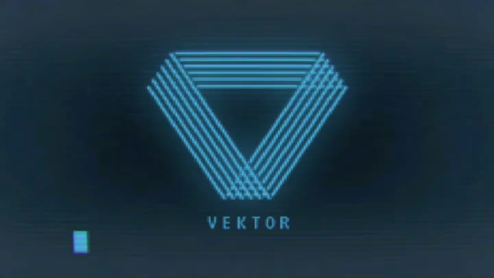 Deliver the goods as The Courier in Vektor 1.0, an intense and action-packed endless runner