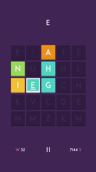 Lettercraft is a fast-paced word game that tests your vocabulary skills like no other