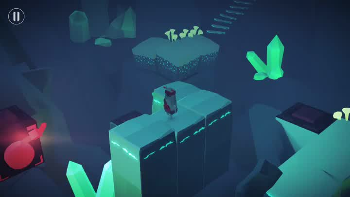 Adventures of Poco Eco - Lost Sounds is a beautiful exploratory puzzle game experience