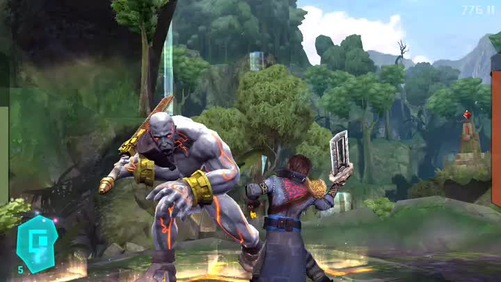 Swipe, slash, and become a legend in Stormblades, the new sword-fighting game from Kiloo