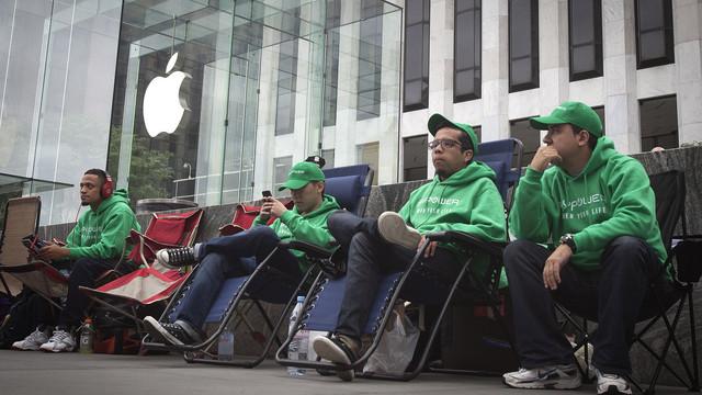 Apple Watch Mania