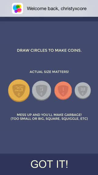 Magic is made at the register in Change Wizard, a challenging but addictive math game