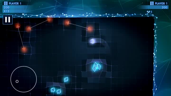 Geometry Wars 3: Dimensions is finally on iOS and well worth it