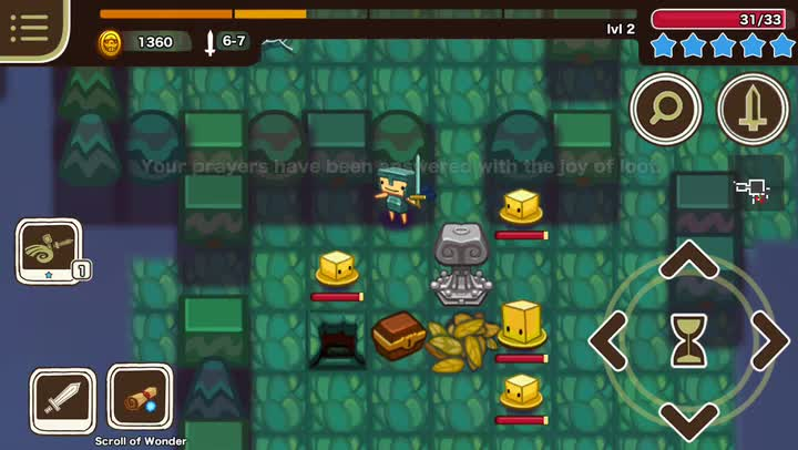 Sproggiwood, a cute roguelike inspired by Finnish mythology, is now on iOS