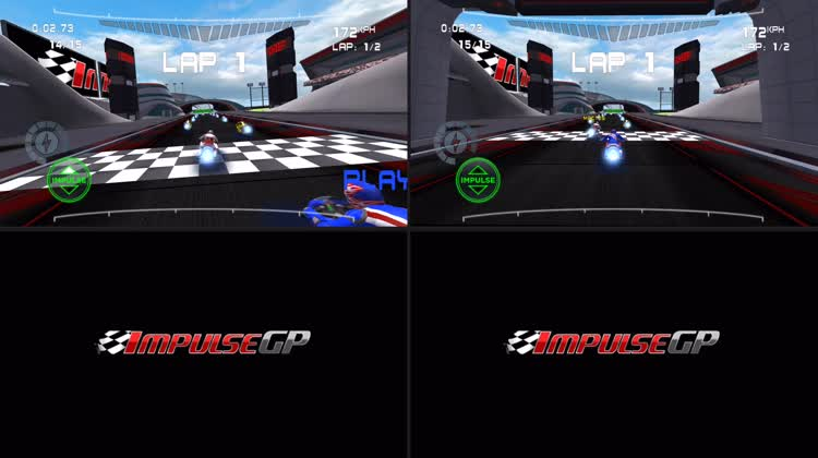Split-Screen Multiplayer