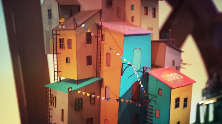 Interact With Hand Made Worlds