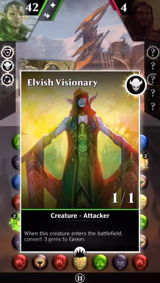 Be a Planeswalker matchmaker in Magic: The Gathering - Puzzle Quest