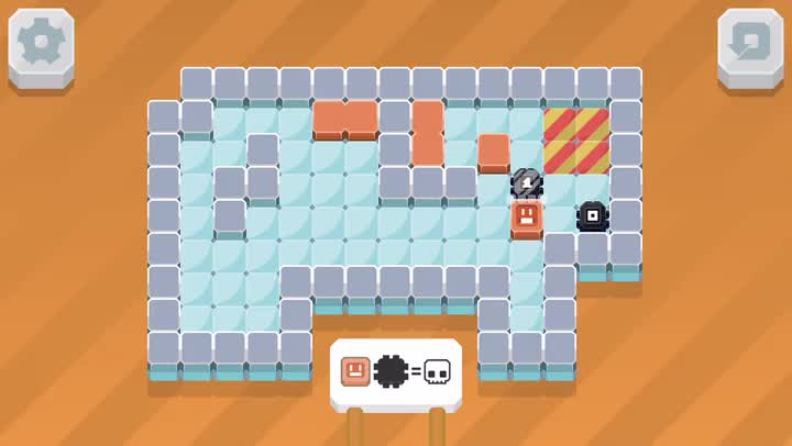 Can you master the art of sliding blocks in BLOCnog?