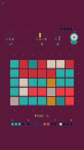 Unravel tiles to create paths in Twofold Inc., a charming puzzler