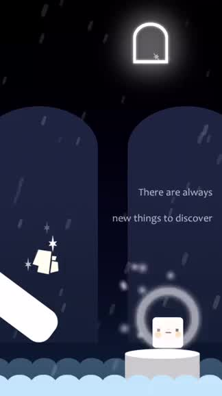 Rainmaker - The Beautiful Flood is a puzzle game about rainfall