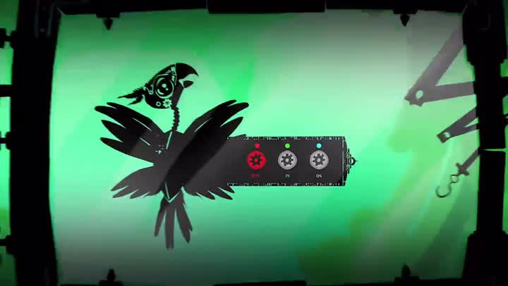 Manipulate time and collect the gears in Green Game TimeSwapper
