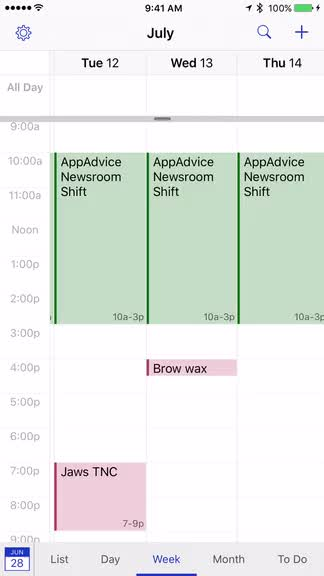 BusyCal, the Calendar for Busy People, is Finally on iOS