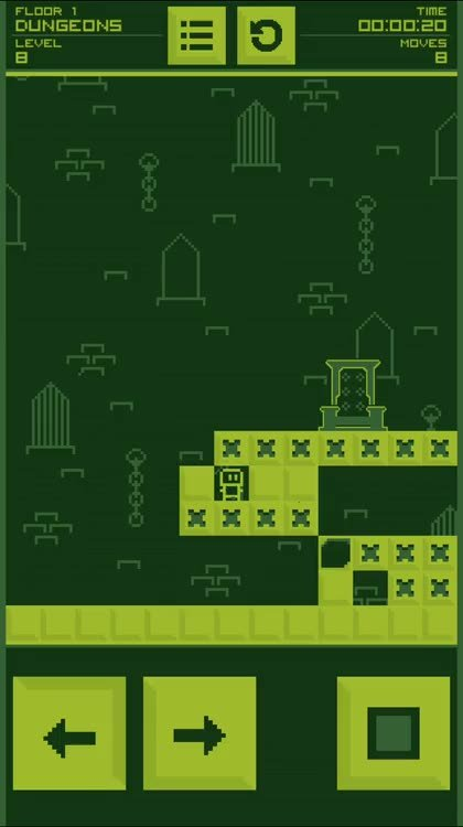 Get To The Throne in This Charming and Challenging Retro Puzzler