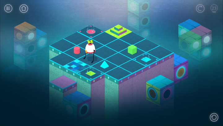 Lose Yourself in the Gorgeous Puzzles of Roofbot