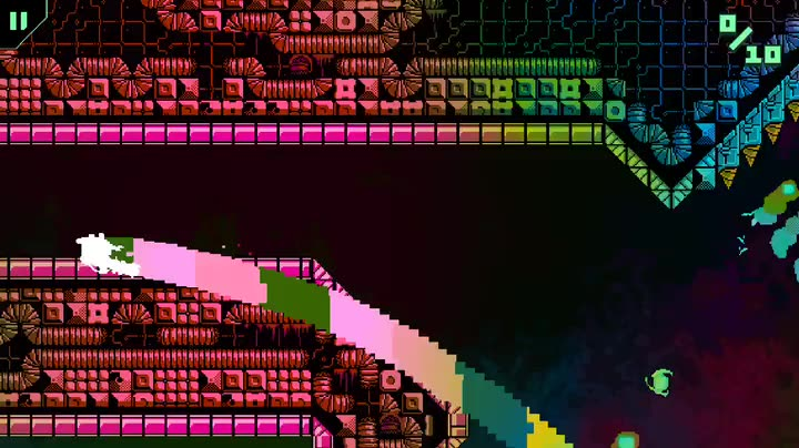 Every Second Counts in RunGunJumpGun, a Twitchy Platformer
