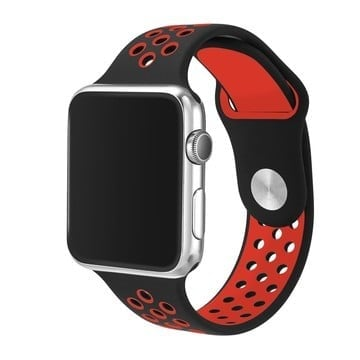 The Best Non-Apple Red The Best Replica Nike Sport Apple Watch Band