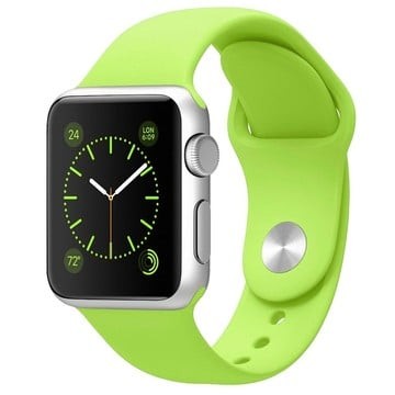 The Best Non-Apple Lime Green The Best Replica Apple Watch Sport Apple Watch Band