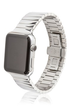The Best Non-Apple Polished Link Bracelet Apple Watch Band