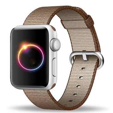 The Best Non-Apple Brown The Best Replica Apple Watch Nylon Apple Watch Band