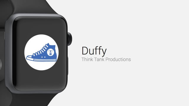 Duffy Is a Simple Pedometer App With a Good Complication