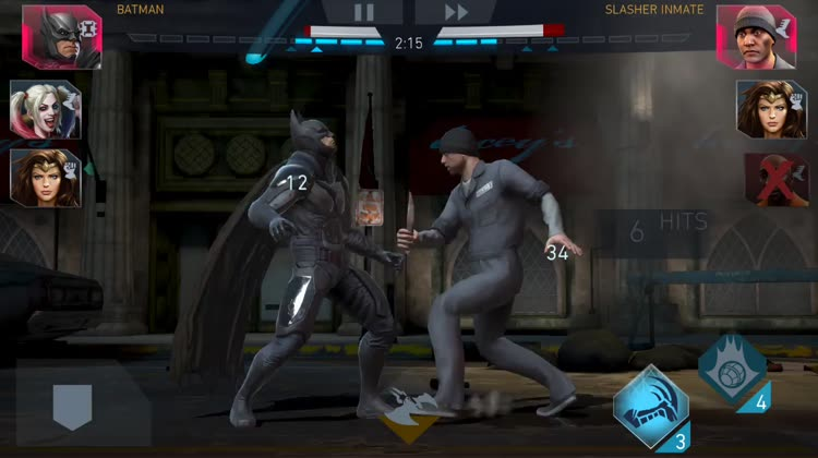 Fight as Your Favorite DC Heroes and Villains in Injustice 2
