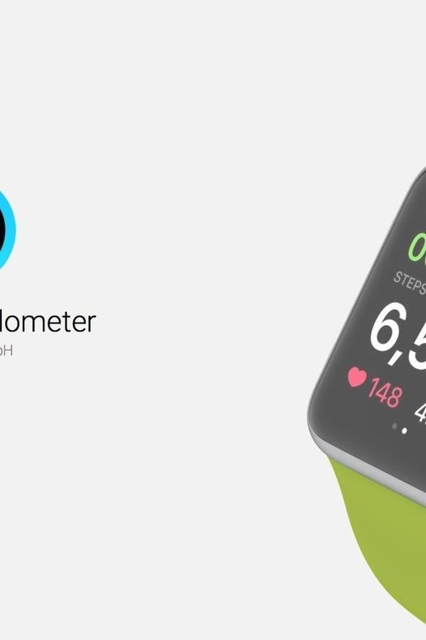 StepsApp Pedometer: the Best Apple Watch Step Counting App
